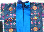 Old Chinese Tribal Miao Embroidered Jacket C8048