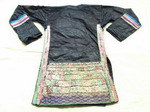 Old Chinese Tribal Dong Embroidered Jacket C8055
