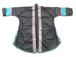 Old Chinese Tribal Miao Embroidered Jacket C8056