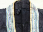 Old Chinese Tribal Miao Embroidered Jacket C8058