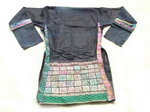 Old Chinese Tribal Dong Embroidered Jacket C8061