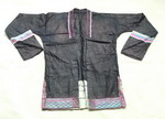Old Chinese Tribal Dong Embroidered Jacket C8062