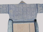 Old Chinese Tribal Miao Batik & Embroidered Jacket CS8054