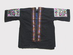 Old Chinese Tribal Miao Embroidered Festival Jacket S5047