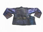 Old Chinese Tribal Zhuang Embroidered Jacket S6022