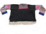 Old Chinese Tribal Yao Embroidered Jacket S6032