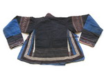 Old Chinese Tribal Miao Embroidered Jacket S6034
