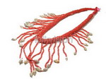 Ethnic Tribal Tibetan Beaded Necklace TN001