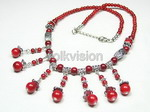 Ethnic Tribal Tibetan Beaded Necklace TN014