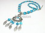 Ethnic Tribal Tibetan Beaded Necklace TN017