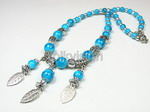 Ethnic Tribal Tibetan Beaded Necklace TN020