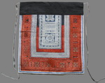 OLD CHINESE Gejia TEXTILE EMBROIDERED APRON TA8011
