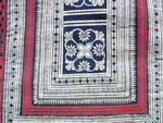 OLD CHINESE Gejia TEXTILE EMBROIDERED APRON TA8013