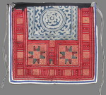 OLD CHINESE Gejia TEXTILE EMBROIDERED APRON TA8014
