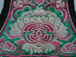 Old Chinese Miao Textile Embroidered Panel EO6043