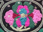Old Chinese Miao Textile Embroidered Panel EP8002