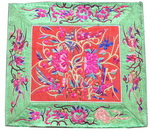 Old Chinese Miao Textile Embroidered Panel EP8007