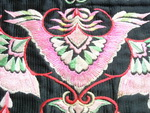 Old Chinese Miao Textile Embroidered Panel EP8014