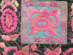 Old Chinese Miao Textile Embroidered Panel EP8017