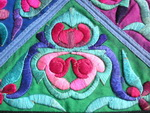 Old Chinese Miao Textile Embroidered Panel EP8020