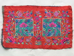 Old Chinese Miao Textile Embroidered Panel EP8025