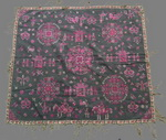 Old Chinese Miao Textile Embroidered Panel EP8036