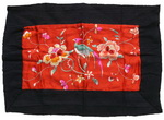 Old Chinese Miao Textile Embroidered Panel EP8041