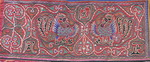 Old Chinese Miao Textile Embroidered Panel EP8042