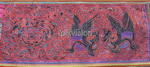 Old Chinese Miao Textile Embroidered Panel EP8046