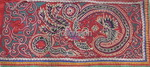 Old Chinese Miao Textile Embroidered Panel EP8049
