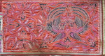 Old Chinese Miao Textile Embroidered Panel EP8051