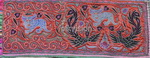 Old Chinese Miao Textile Embroidered Panel EP8052