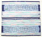 Old Chinese Miao Textile Embroidered Panel EP8060