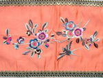 Old Chinese Su Textile Embroidered Panel EP8070