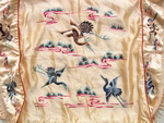 Old Chinese Su Textile Embroidered Panel EP8072