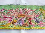 Old Chinese Miao Textile Embroidered Panel EP8081